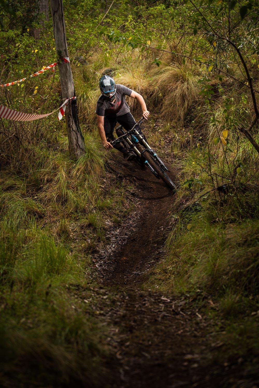 Connor O'Dwyer, Greenvalleys Mountain Bike Park