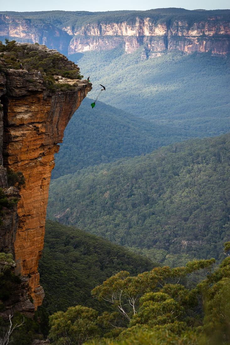 Base Jumping, Australia