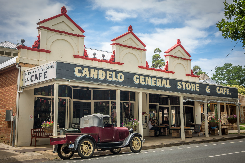 Candelo General Store, Bega Valley, Australia