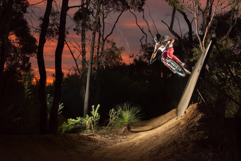 Jack Baker. wallride. Oxford Falls, Sydney
