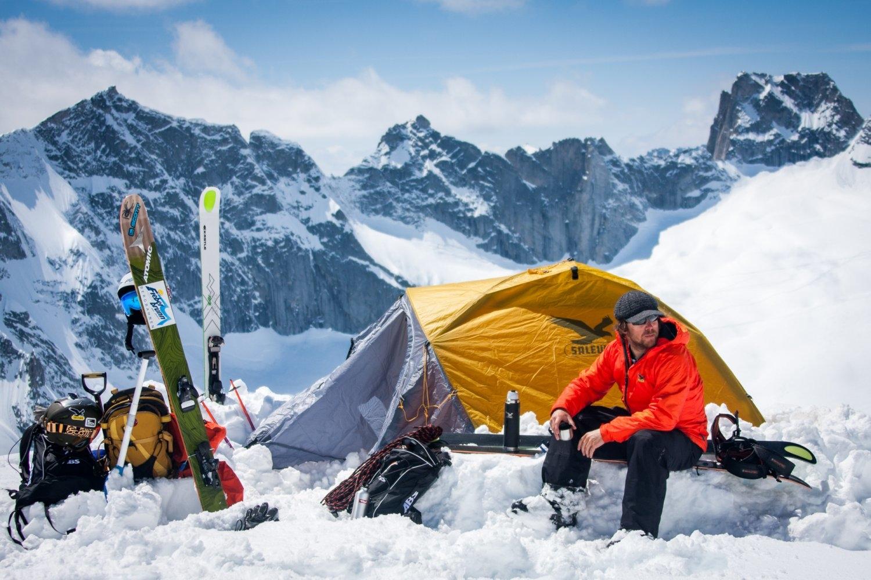 Martin Winkler, Extreme Skier